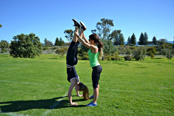 outdoor training 5
