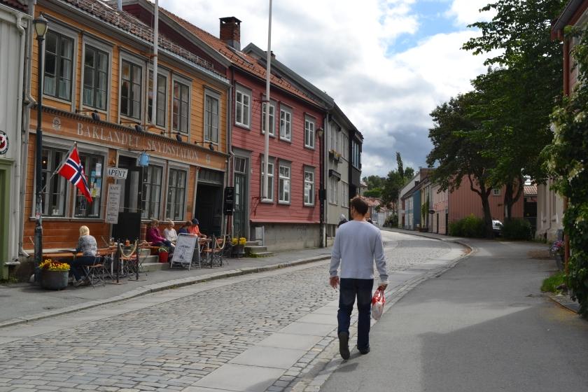 Trondheim Old Town