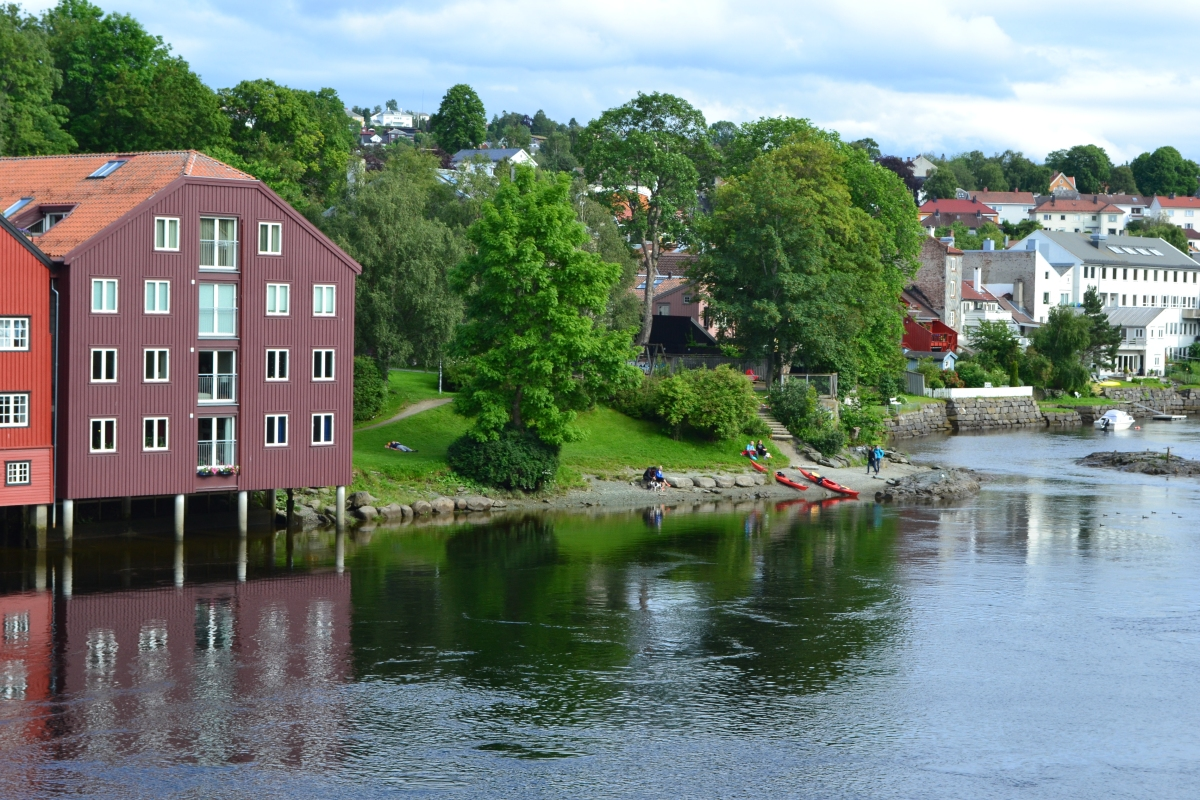 A quick travel guide: my five favourite places in Trondheim