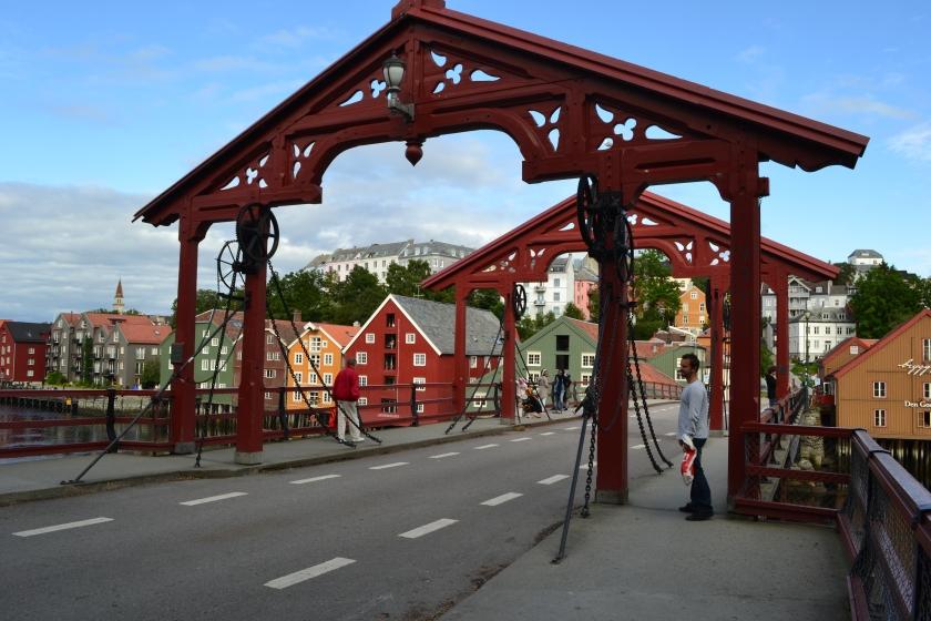 Gamle bybro Trondheim