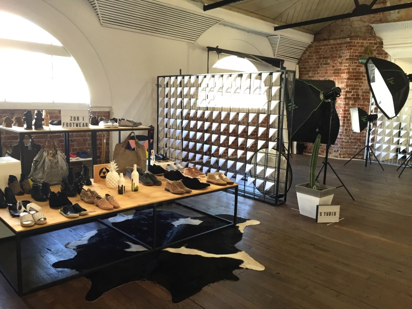 creative space in Binbury