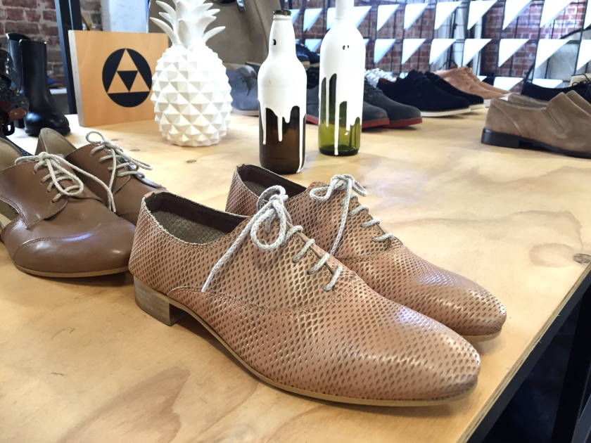 shoes craftmanship