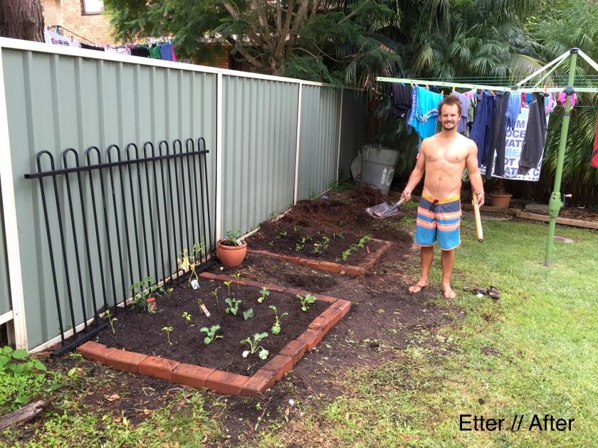 gardening etter