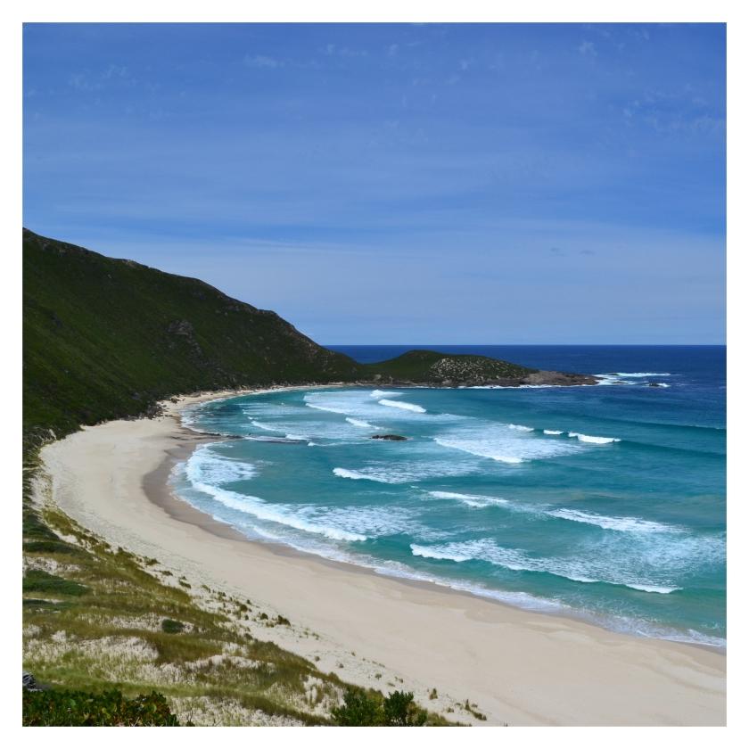 Vest Australia sin vakre kystlinje