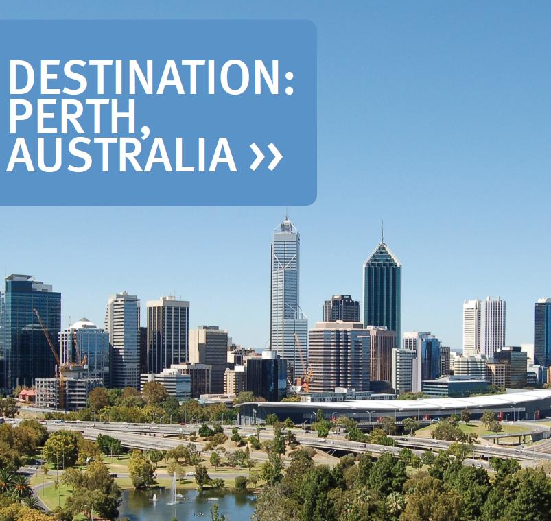 Studere i Perth Australia