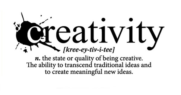 Creativity definition