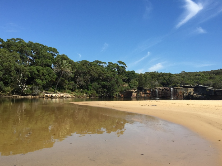 Wattamolla Beach NSW