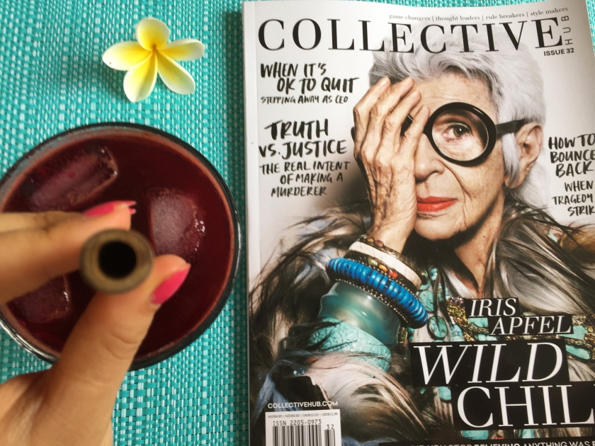Collective Hub Magazine Cover