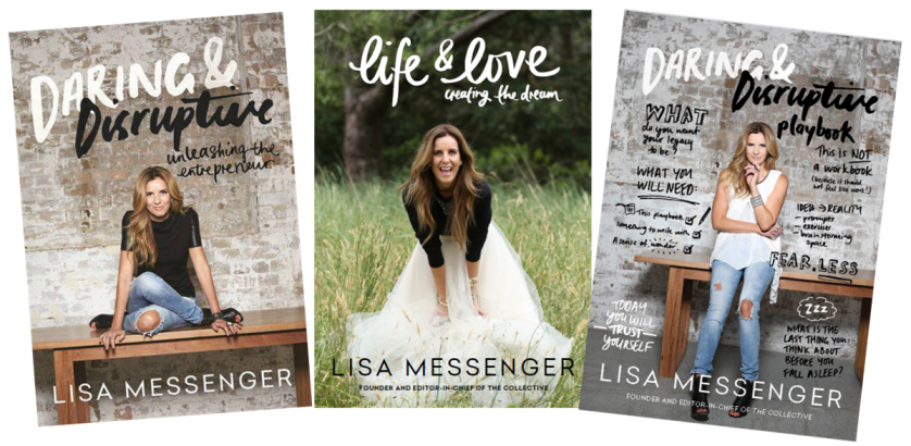 lisa messenger books