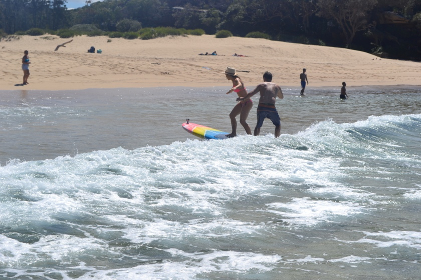 tandem_surfing_wattamolla_NSW