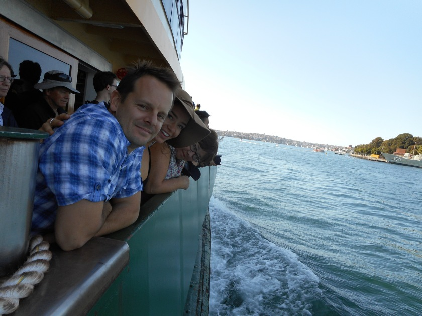 Sydney ferries to Manly