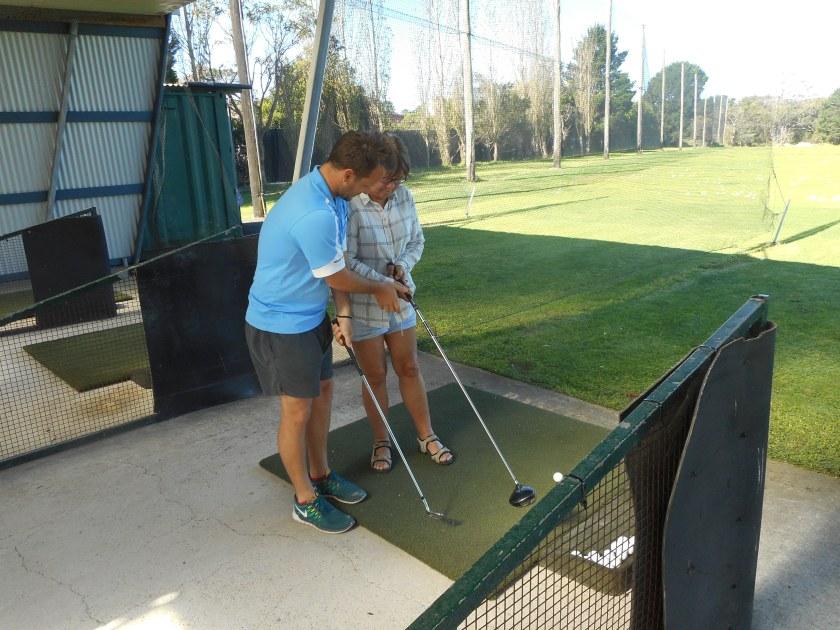 krolle pa golf
