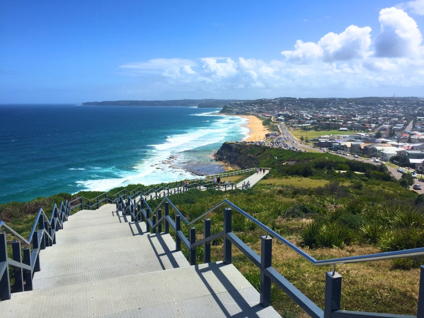 newcastle-nsw-stairs