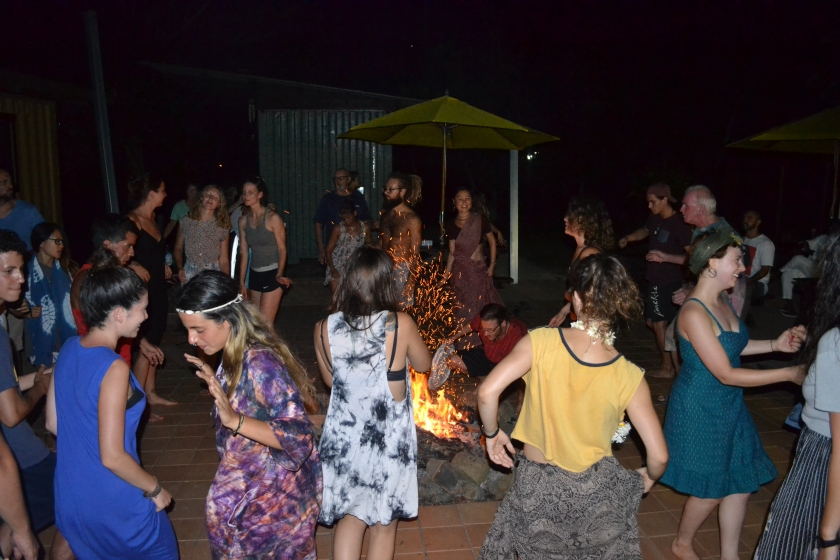 campfire krishna