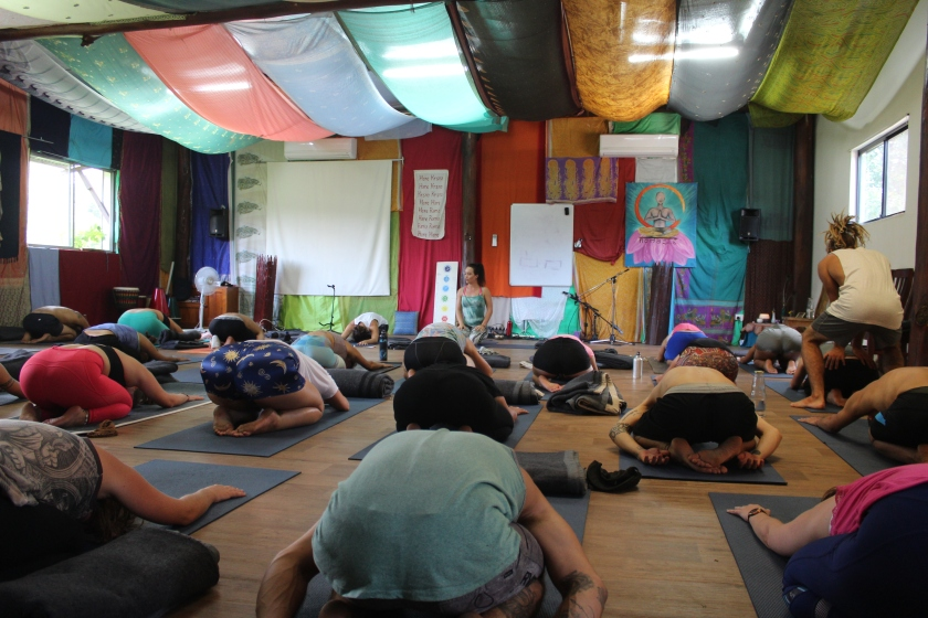 yogalærerkurs